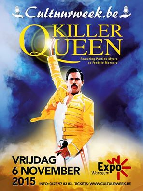 Killer Queen in concert