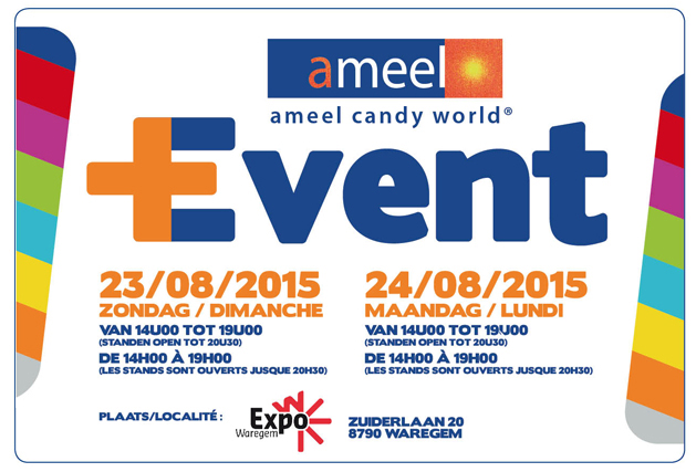 Ameel 4de Plus Event