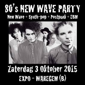 80's New Wave Party