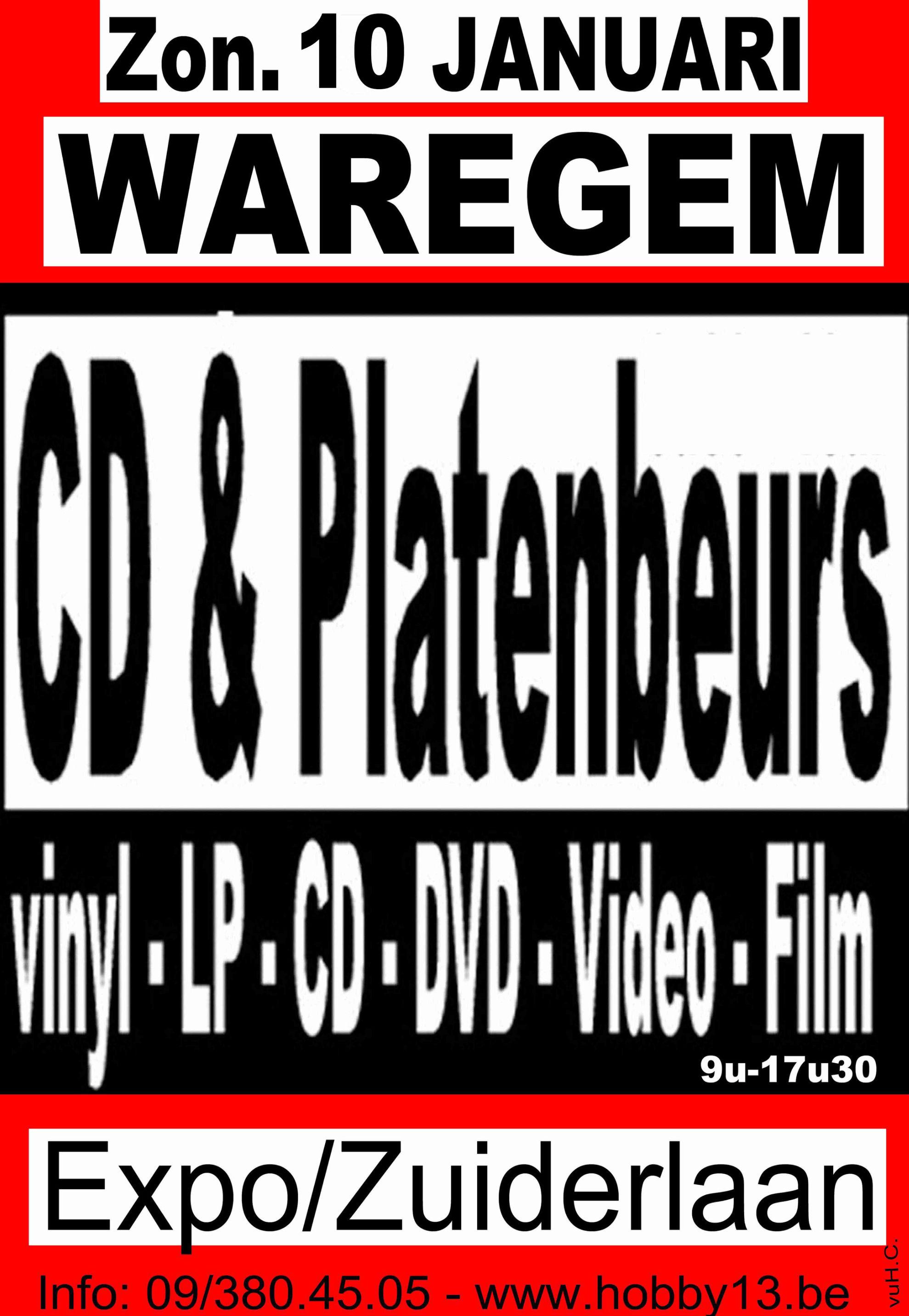Rommelplaneet, CD & Platenbeurs