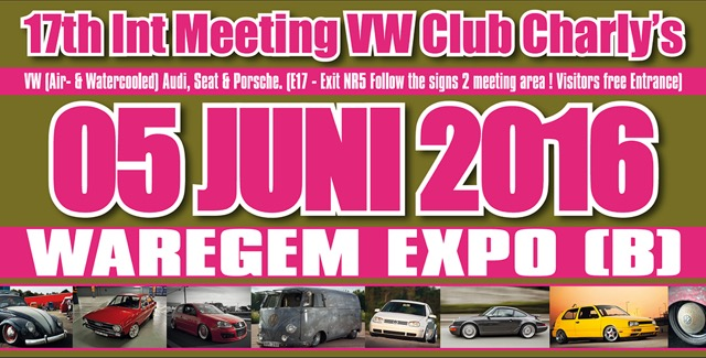 Meeting VW Club Charly's
