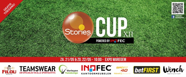 StoriesTv-Cup Powered by Inofec