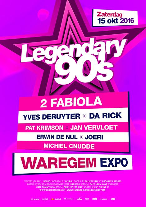 Legendary 90's