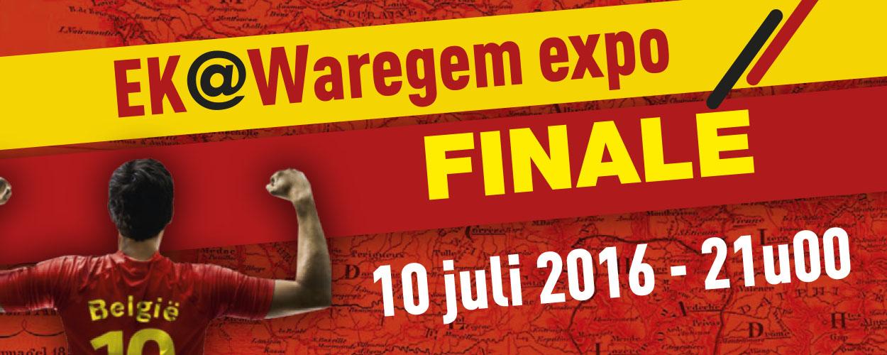 FINALE EK@Waregem expo