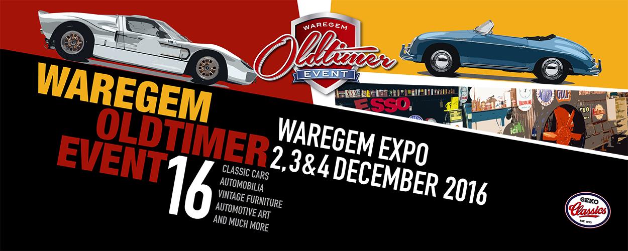 Waregem oldtimer event
