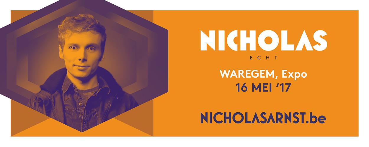 Optreden Nicolas