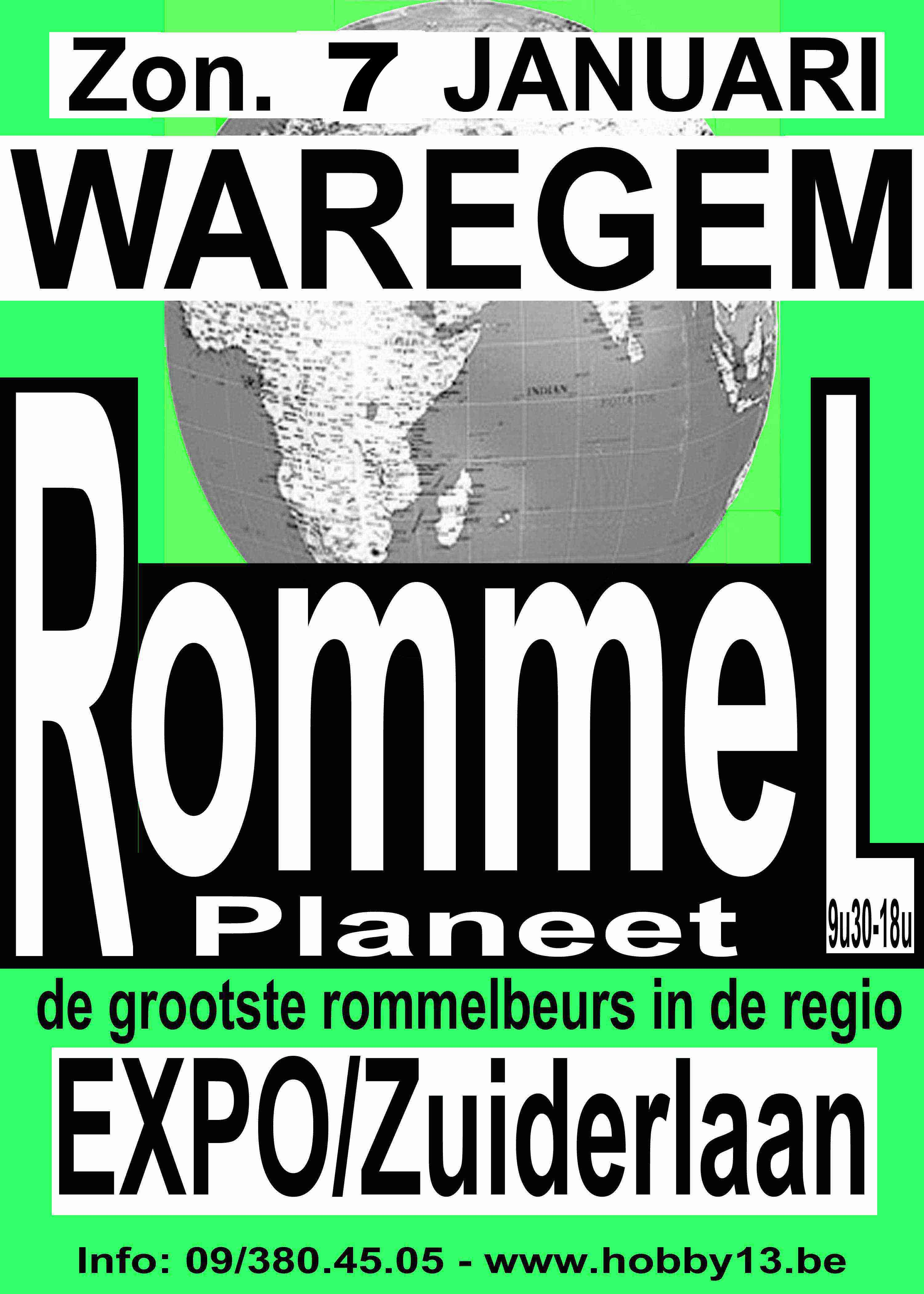 Rommelmarkt – CD & Platenbeurs