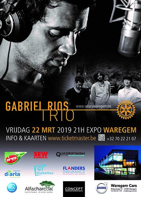 concert Gabriel Rios