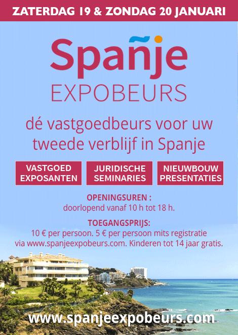Spanje expobeurs
