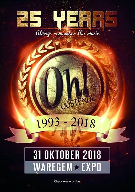 25 years The Oh!
