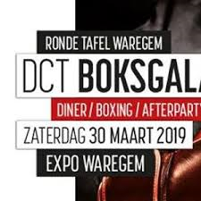 DCT Boksgala