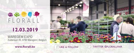 Florall, de vakbeurs voor sierplanten en boomkwekerijproducten – voorjaarsbeurs