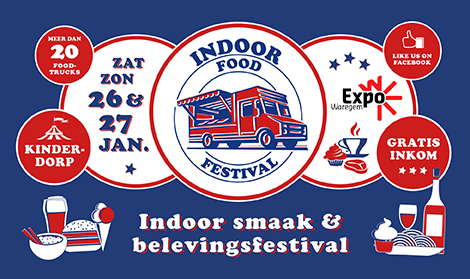 Indoor Food Festival