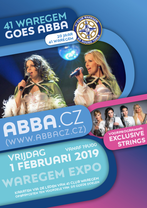 Concert ABBA.cz Tribute band