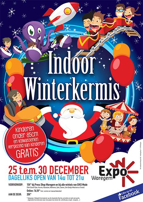 Indoor Winterkermis