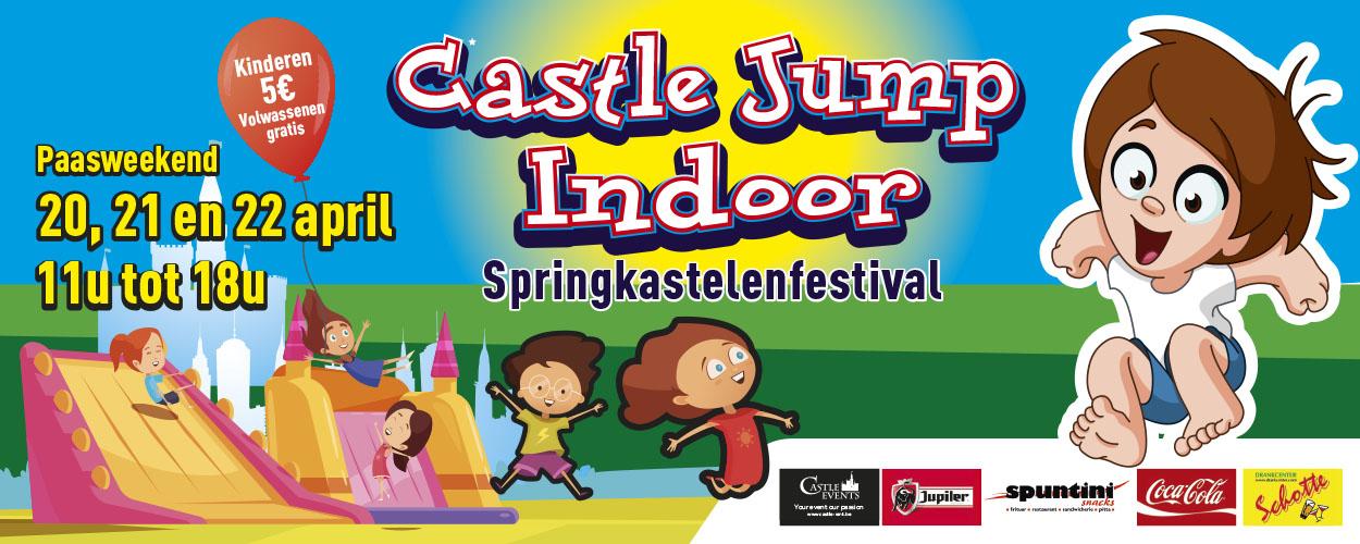 Castle Jump Indoor