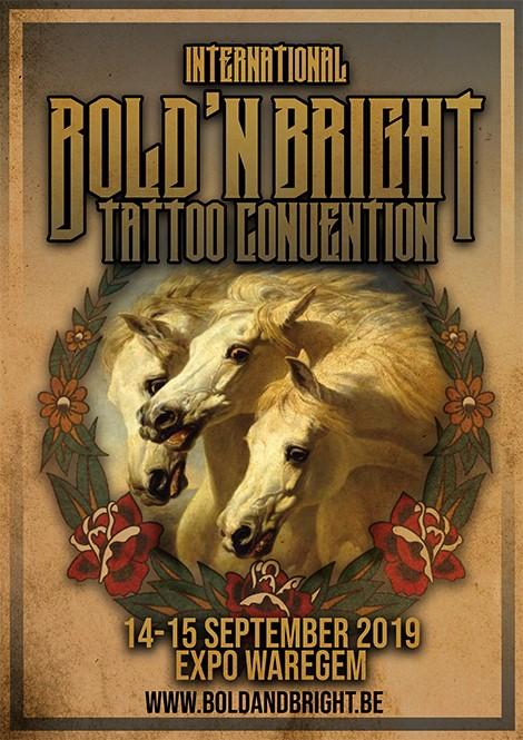 Bold 'n' Bright International Tattoo Convention