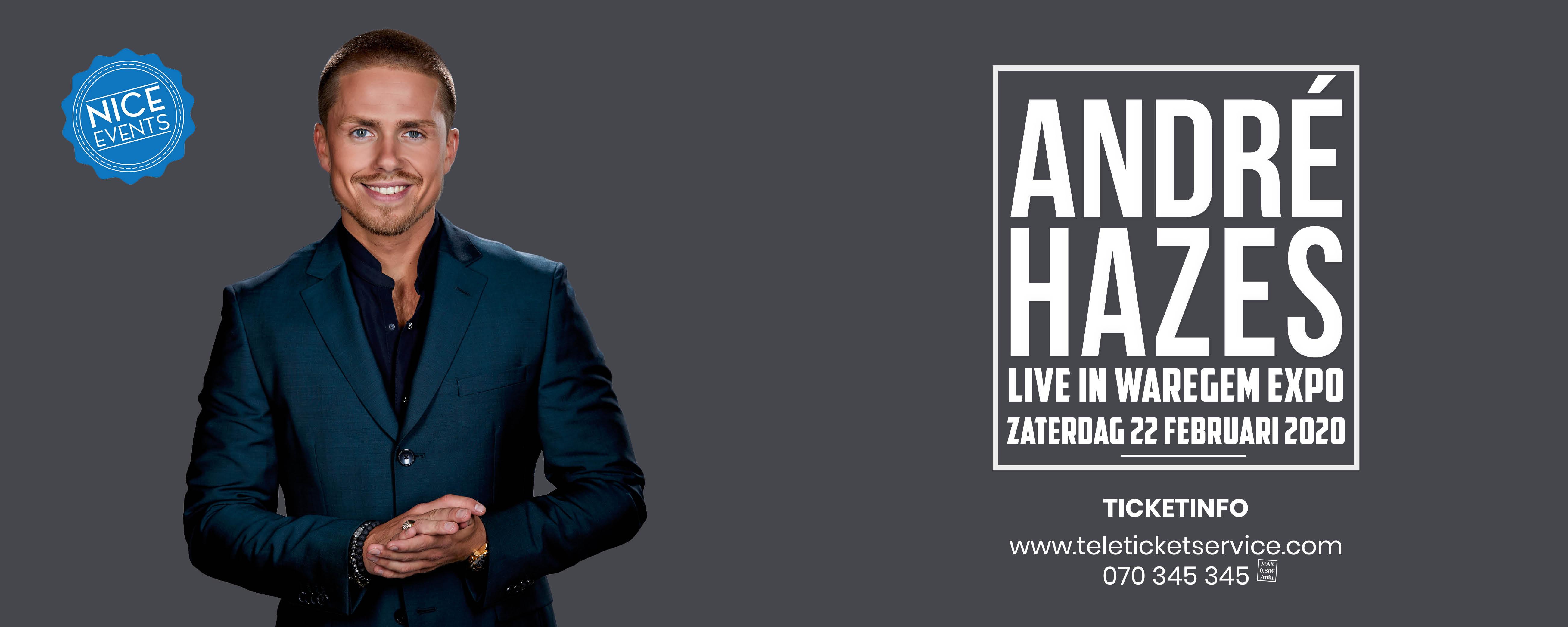 André Hazes live in concert