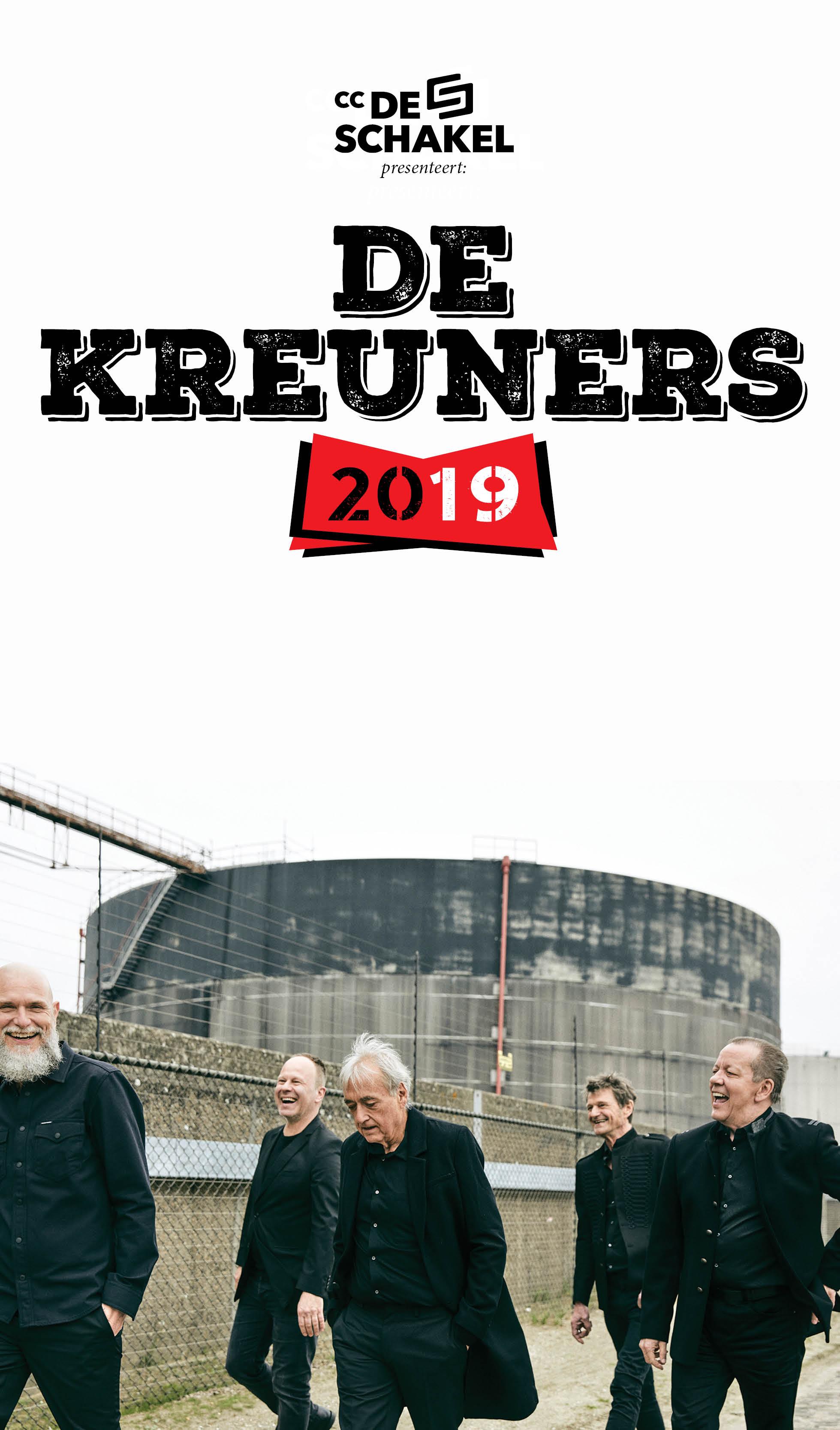 De kreuners in concert