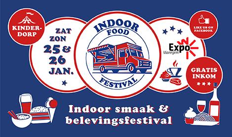 Indoor Food Festival