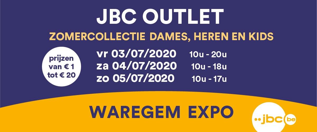JBC Outlet, superkoopjes voor de hele familie!