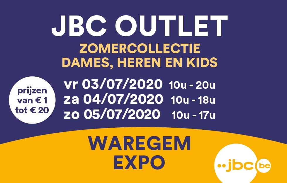JBC Outlet, superkoopjes voor de hele familie! – geannuleerd