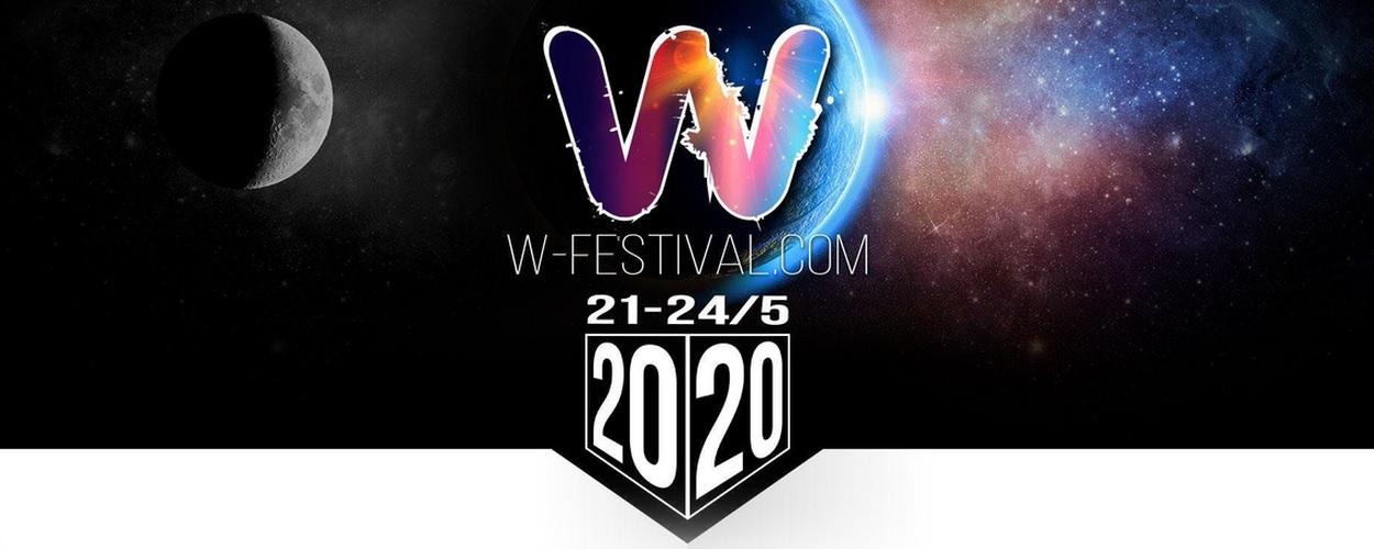 W-Festival – verplaatst naar 14-17 augustus 2020