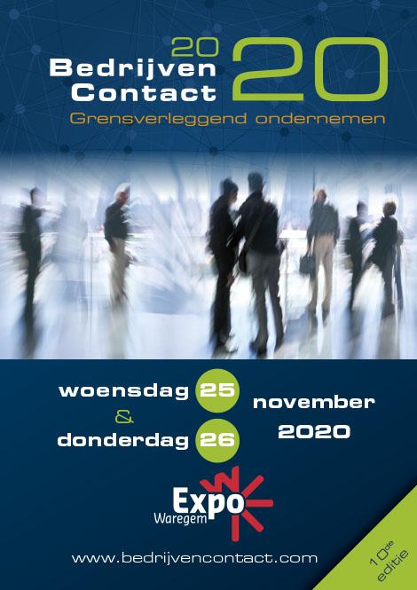 Bedrijven Contact 2020 – geannuleerd