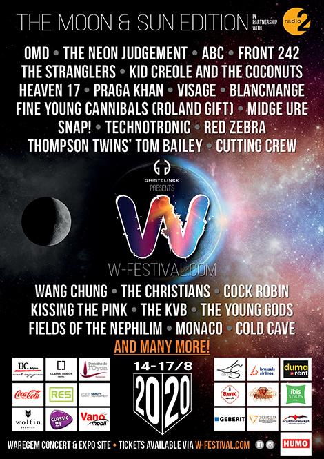 W-Festival 2020 – geannuleerd