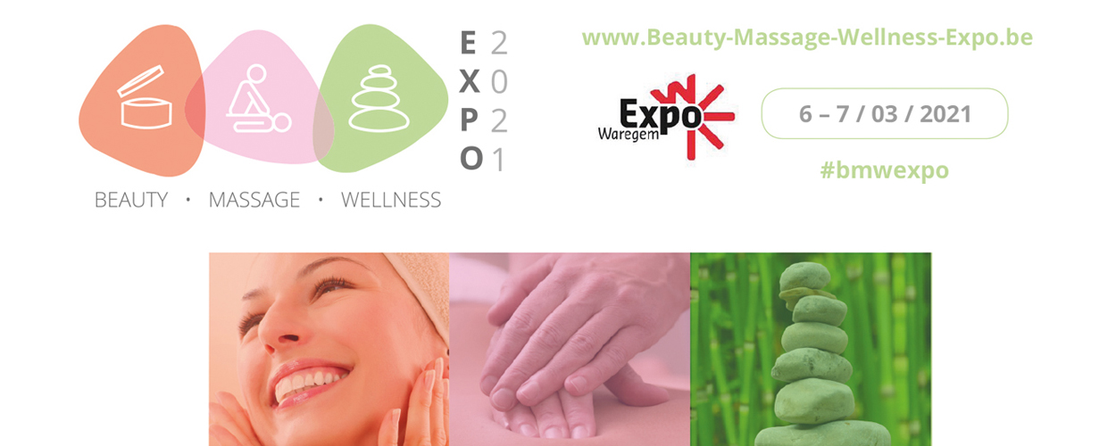 Beauty, massage en Wellness expo