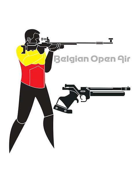 Belgisch kampioenschap luchtkarabijn-en luchtpistoolschieten