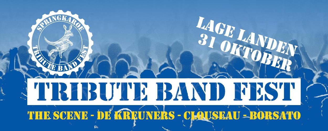 Tribute Band Fest – Lage Landen
