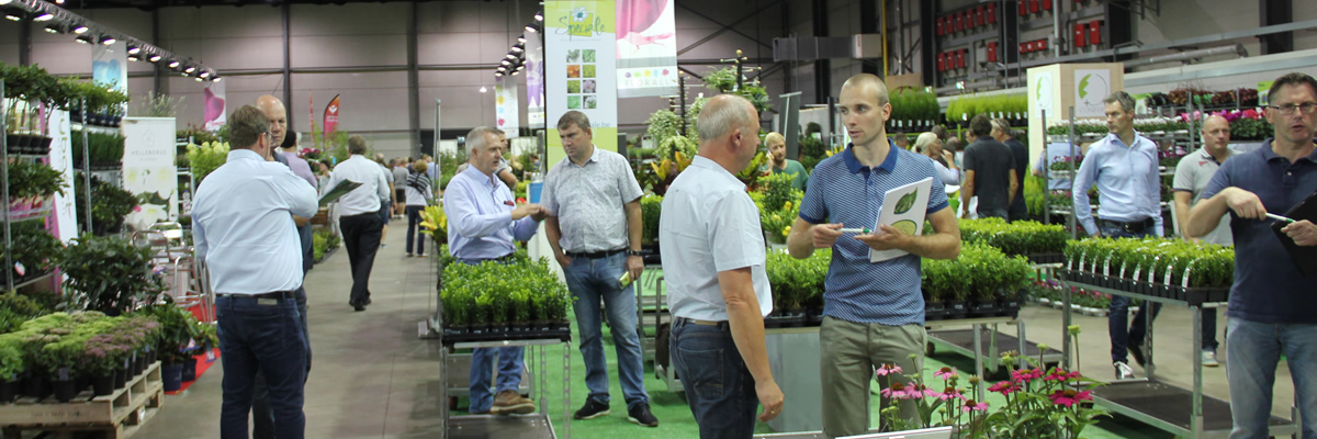Florall, de vakbeurs voor sierplanten en boomkwekerijproducten, najaarsbeurs